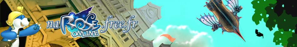naROSE.free.fr - Fansite francophone de ROSE Online North America (naROSE)