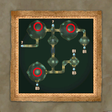 Supreme Goblin Warrior - Localisation à Goblin Cave (B2)