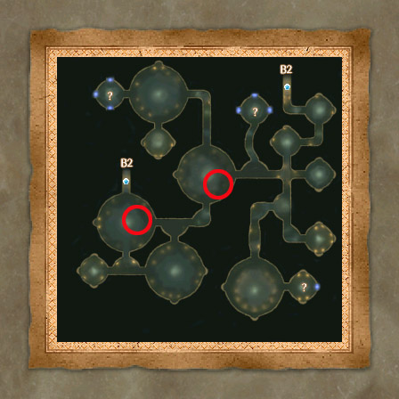 Supreme Goblin Warrior - Localisation à Goblin Cave (B3)