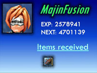 MajinFusion - ROSE, Final Fantasy VII style